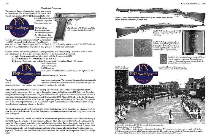 Greek FN Mauser 1930