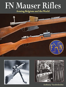 book, FN Mauser rifles, arming belgium and world