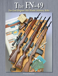 FN-49 Last Elegant Military Rifle book c