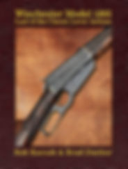 book Winchester Model 1895 last lever actions by Rob Kassab and Brad Dunbar