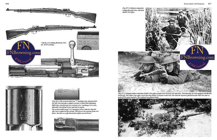 FN Mauser 1950 1930 ABL Belgium