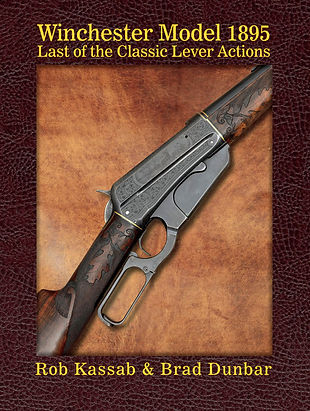 Winchester 1895 last lever action book.j