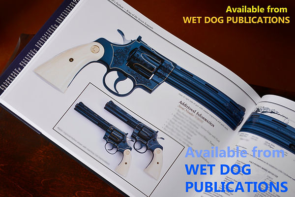 sample page 2 Colt Python book GurneyBrown