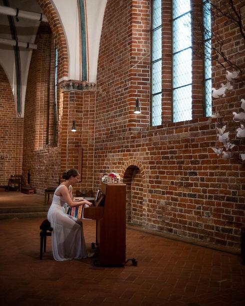 Amelie Ricas II, 2020, St.Michaelis Kirc