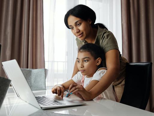 Lock down homeschool learning