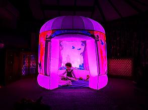 Sub aqua Luxury sensory Play Tent £990-1