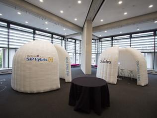 Indoor Inflatable Structures