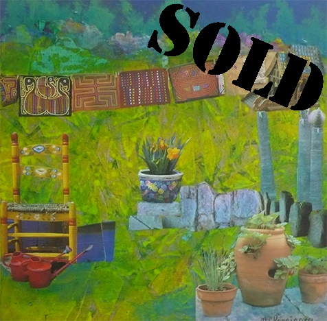 Bird House_SOLD