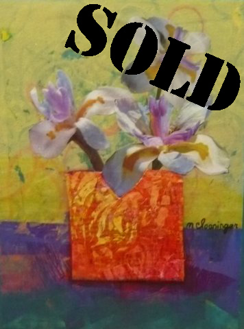 Iris Display_SOLD