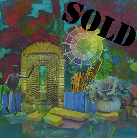 Sculpture Garden_SOLD