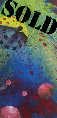 Space Station_SOLD