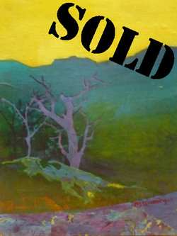 Winter Trees_SOLD