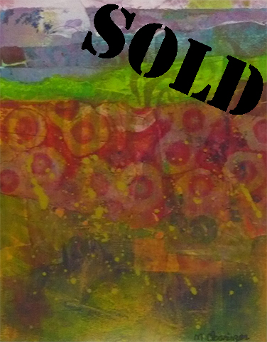 Warm Field_SOLD
