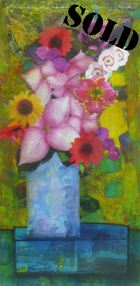 Farmhouse Bouquet_SOLD