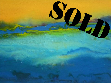 Mountain Lake_SOLD