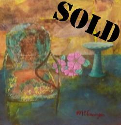 Garden Chair_SOLD