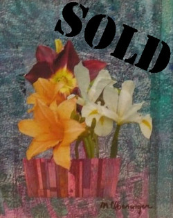 Flowers #3_SOLD