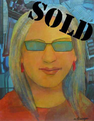 Cool Shades.SOLD