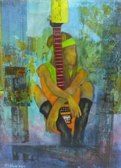 Guitar Window