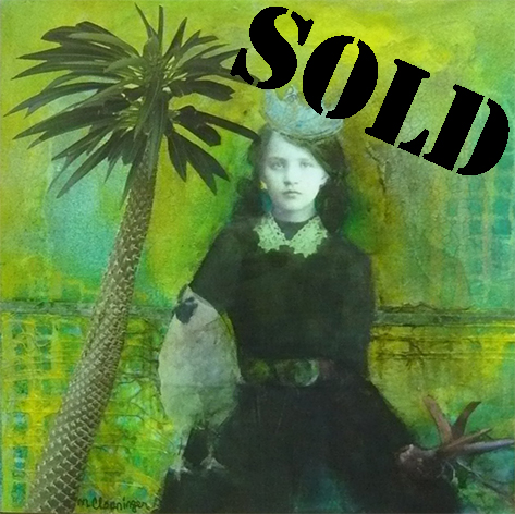 Chicken Queen_SOLD
