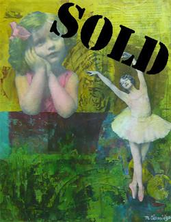 Ballerina Dreams_SOLD