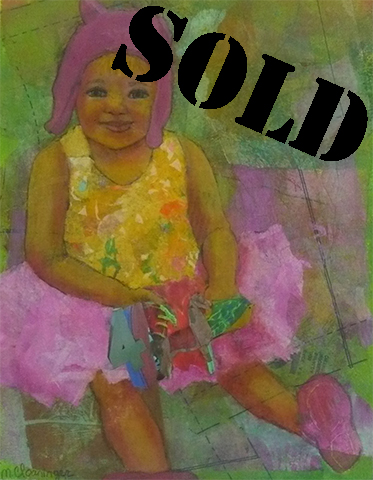 Child at Play_SOLD