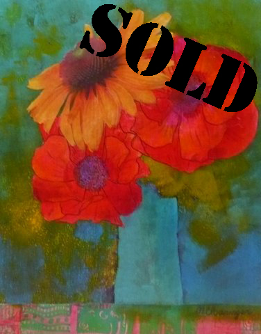 Spring Bouquet_SOLD