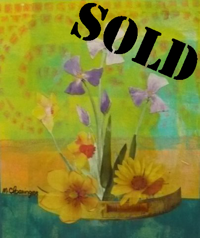 Flower Dish_SOLD