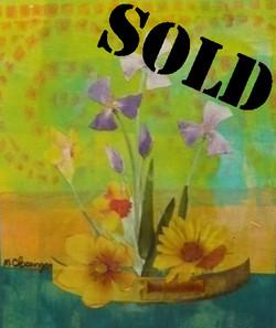 Flower Dish_SOLD