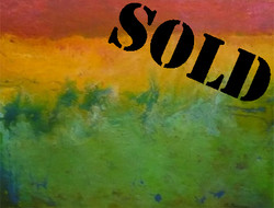Field at Sunset_SOLD