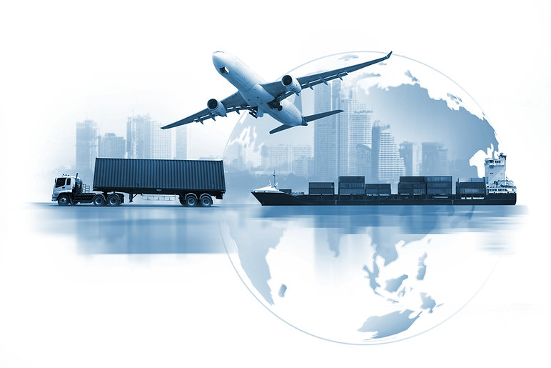 Transportation, import-export and logist