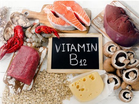 Vitamin B-12 for Weight Lose