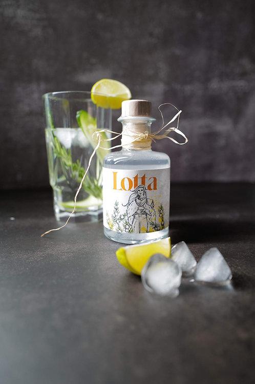 Alkoholfreier 'Gin' LOTTA – aus eigener Herstellung 0,2l