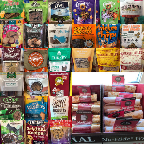 Dog Food and Treats
