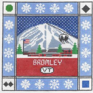 Bromley, Vermont (Square)