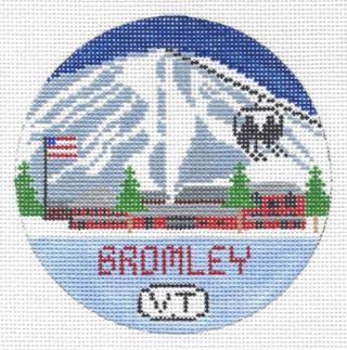 Bromley, Vermont (Round)