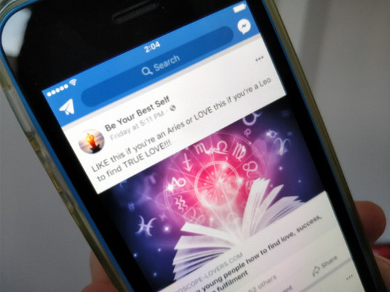 Facebook is clamping down on posts that ask people for 'Likes' or shares