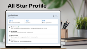 15 Ways to Explode Your Financial Service Business on Linkedin & Get an 'All Star' Profile