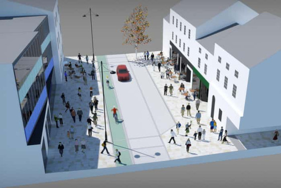Party Streets Coming to Doncaster Town Centre