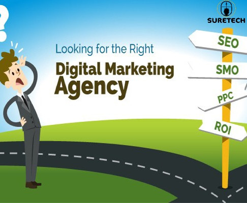 How to choose the right Digital Marketing agency