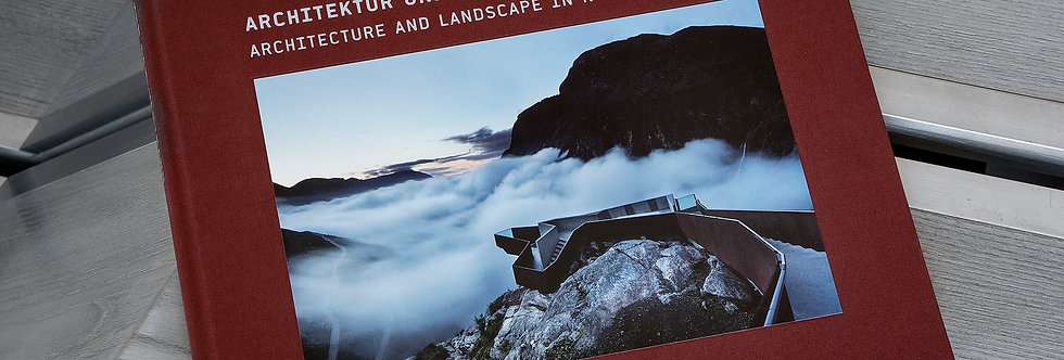 "Book ""Architecture and Landscape in Norway"""