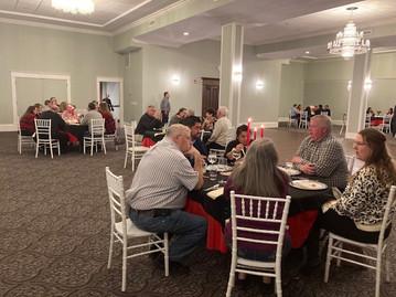 FCA Valentine's Banquet