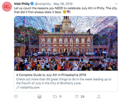 Fourth of July Promotion