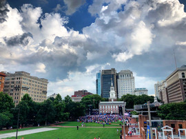 Fourth of July @ Independence Hall