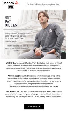 Meet Pat Gilles