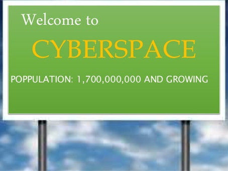 The New Frontier - CyberSpace
