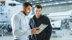 Aircraft Maintenance Worker and Engineer