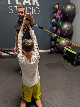 Youth Development Golf Fitness Personal