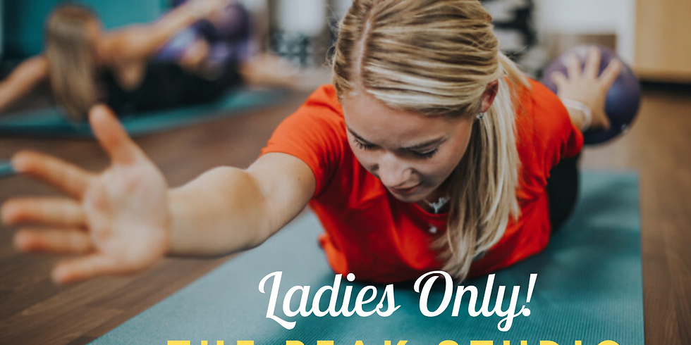Ladies Only Fitness Class 8:00 AM