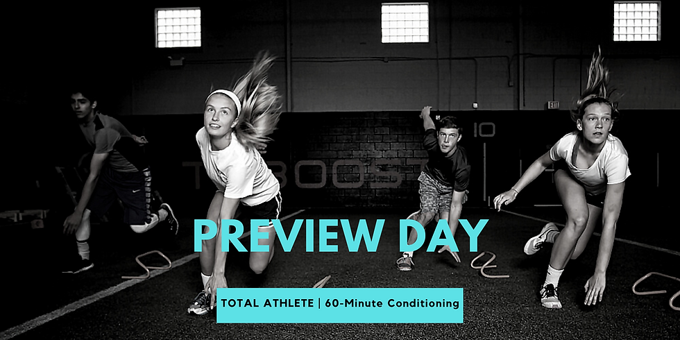 Preview Class - 6 PM Total Athlete